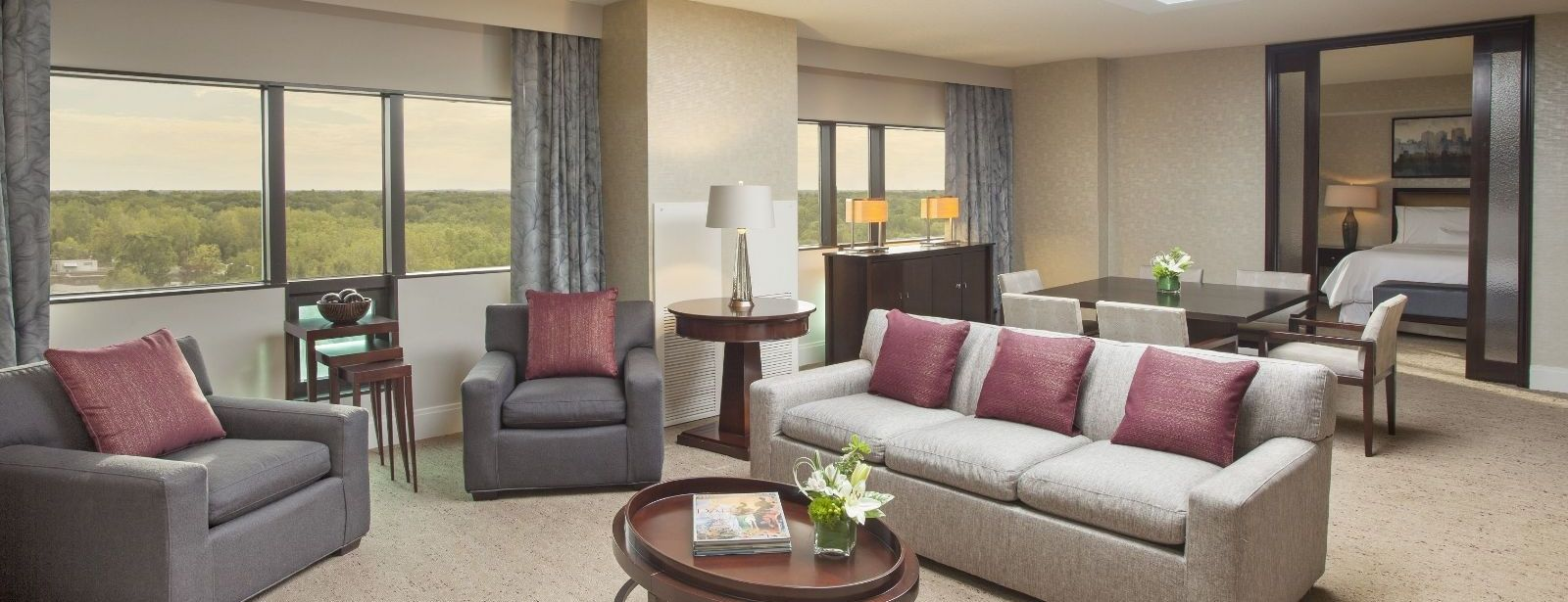 Luxury Suite | The Westin Southfield Detroit